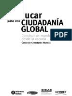 Educar Para Una Ciudadania Global