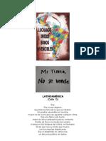 LATINOAMÉRICA. Calle 13