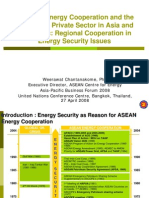 DrWeerawat Presentation UNESCAP Regional Energy Cooperation[1]