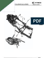 AGILITY50 cap 06 (rimozione motore)