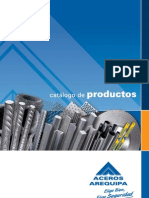 Catalogo Producto Aceros Arequipa