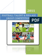 Football Talent & FIFA Age Group Competitions
