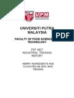 Complete Uni Report