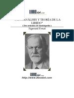 Freud, Sigmund - Psicoanalisis y Teoria de La Libido