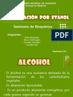Intoxicacion Por Etanol - Semi2011