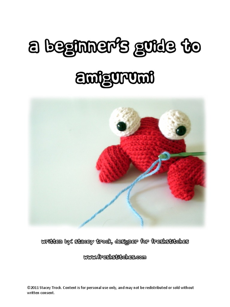 Crochet for Beginners: Complete Guide Step by Step with Pictures ... | 1024x768