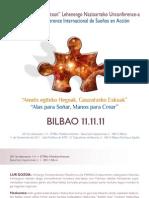 Bilbao 11.11.11_Sueños en Acción_Unconference