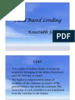 Fund Based Lending