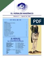 Heraldo Masonico I-EHM-03-98