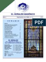 Heraldo Masonico I-EHM-04-98