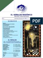 Heraldo Masonico I-EHM-06-98