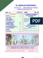 Heraldo Masonico VI-EHM-29-03