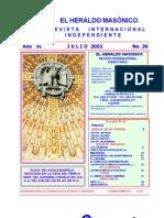 Heraldo Masonico VI-EHM-30-03