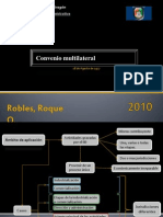 Presentación Convenio Multilateral (Robles Roque)