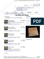 [Soundclick] Christian Art Songs Page 1