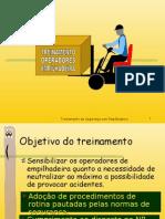 TREINAMENTO DE EMPILHADEIRA TWE