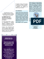 Brochure Ministerio de Adoracion-Rev 2-07