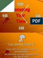Time Management Presentation