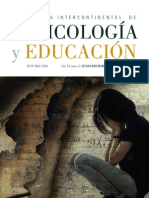 Revista Intercontinental de Psicología y Educación Vol. 13, núm. 2