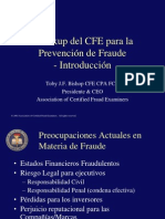 ACFE Fraud Prevention Spanish