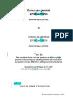 EPSO-A-18-04 - Test UE_fr