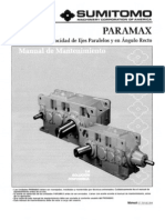 Manual Re Duct Ores Paramax Serie 8000