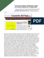 AD Flavio Cattaneo, il programma di Terna
