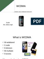 Wcdma Presentation