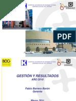 pRESENTACIÓN_INFORME_DE_ GESTION _2010-2