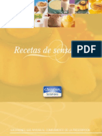 Recetario Clinutren Diabetes