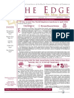 2011 04 Newsletter
