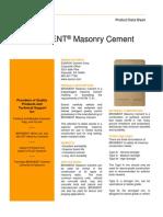Brixment Masonry Cement Ciment Pentru Piatra