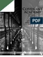 Covenant Academy October Newsletter