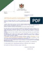 Cambiamenù - lettera alle associazioni