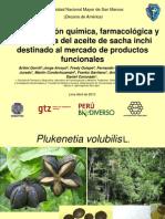 Caracterización química, far, tox del aceite de Sacha inchi-Arilmi Gorriti