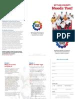 2010 Unified Plan Brochure