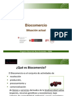 Biocomercio-Perúbiodiverso. Joan Barrena
