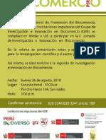 Invitación GIIB