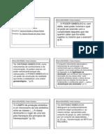 8 Slides Pierre Bourdieu -O Poder Simblico