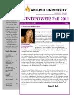 Mind Power Fall 2011 Final