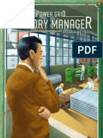 Power Grid - Factory Manager Rules - English