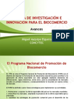 AIIB. Miguel Ayquipa