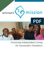 Union Mission Annual Report 2010