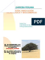 Algarroba-UDEP