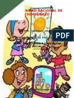 Parvularia y Educacion Inicial