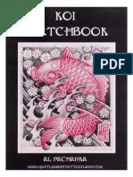 Al Pachanka - Koi Sketch Book
