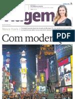 Suplemento Viagem - Jornal O Estado de S. Paulo - Nova York - 20111011