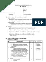 RPP Penjas Kelas X Semester 2