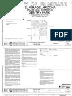Gentry Park Plans