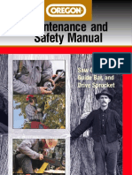 Chainsaw Manual